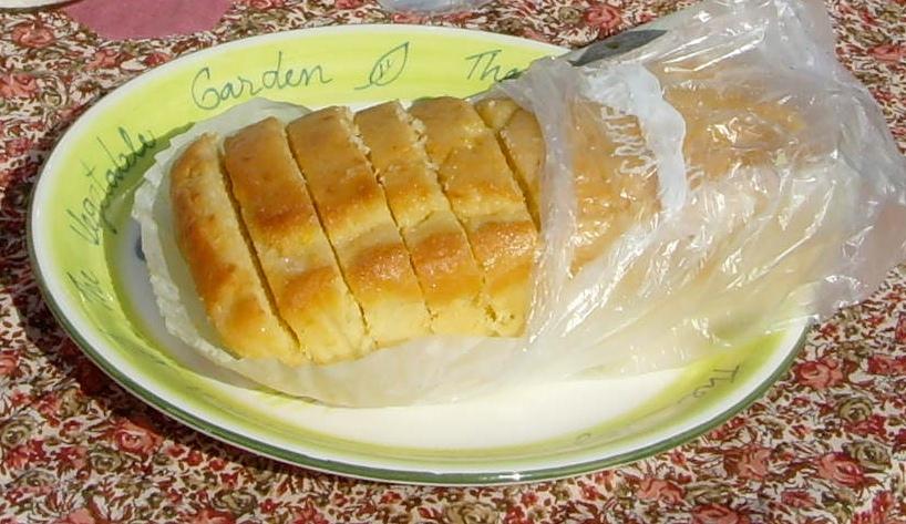 Lemon Sizzle Cake