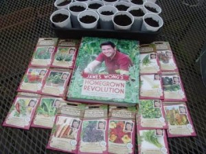 James Wong Seed Collection